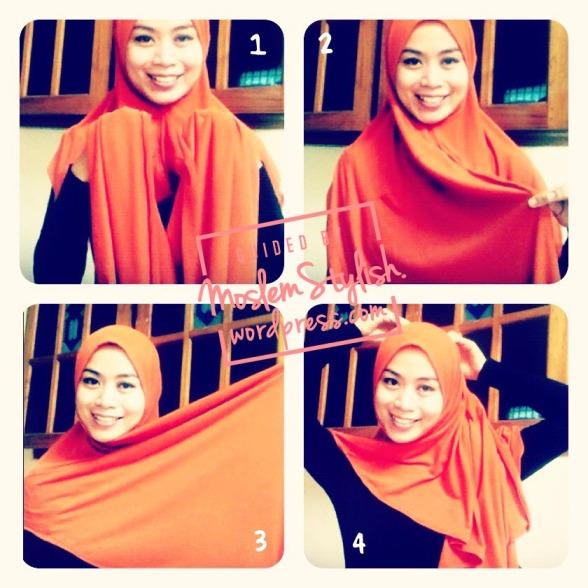 jilbab sosor